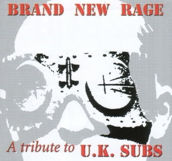 Cover of Brand New Rage CD