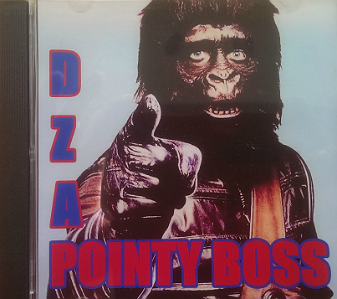 Cover of DZA CD