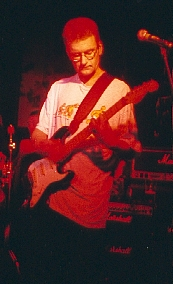 Keith, live at the Running Horse, 14 December 1999