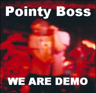 Cover of We Are Demo CD